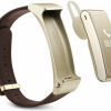Bratara Smart Huawei TalkBand B2 Gold